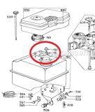 Vergaserdichtung für Briggs & Stratton Motoren
