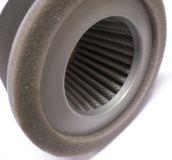 Original Luftfilter für Robin Motor EH 17 , Nr. 74900