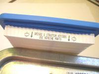 Luftfilter original Briggs & Stratton für Quantum-Motoren