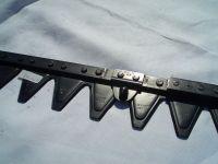 Obermesser 125cm für Agria Kommunalmähbalken