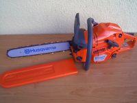 Motorsäge von Husqvarna, Modell 545, Schwert: 38cm/15 Zoll