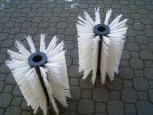 Bürstenwalzen (Paar) für Agria 400, 100 cm Arbeitsbreite, fein
